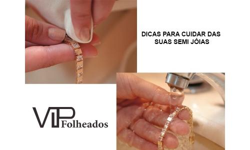 Dicas para cuidar das suas joias