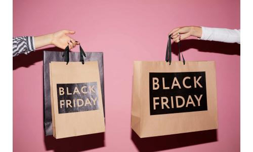 A época mais aguardada do ano tem nome BLACK FRIDAY!