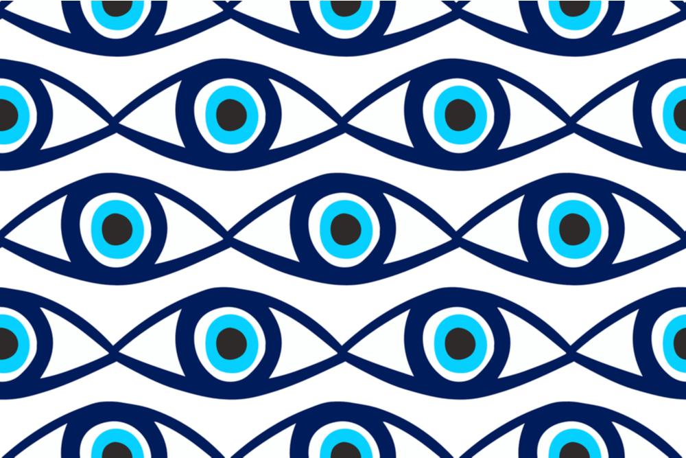 olho grego significado das cores